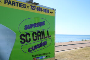 SC Grill's Mobile Catering Near Me Kitchen
