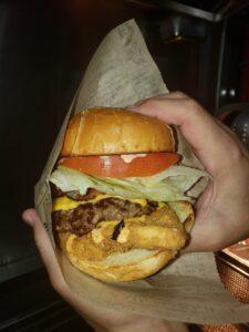 The Cluckin Burger
