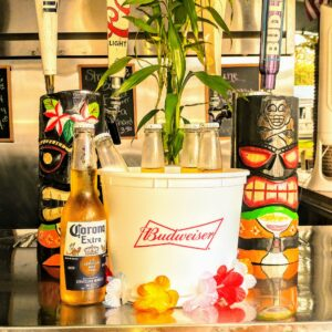 Lei Lo Tiki Bar @ the Airport Farmers & Flea Market
