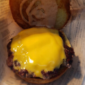 SC Grill's Cheese Burger