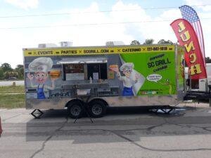 Best Food Truck In Spring Hill FL