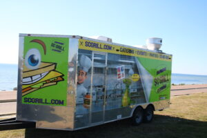 SC Grill Affordable and Low Cost Catering Truck