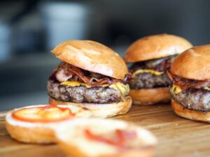 Burgers For Wedding Catering In Spring Hill