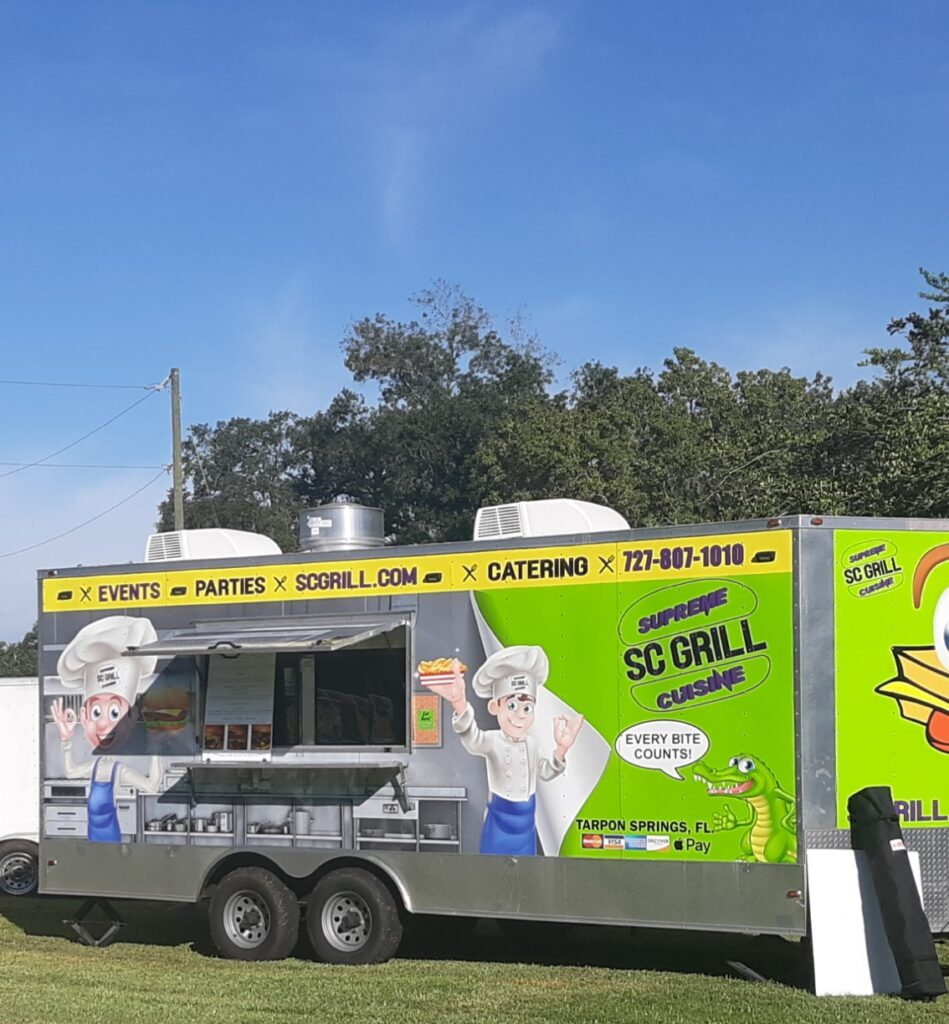 Best Food Truck Near me in Brooksville And Spring Hill FL