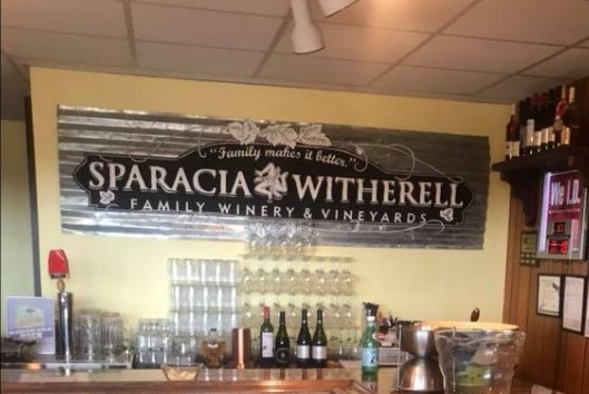 SC Grill Food Truck And Catering Returns to Sparacia Winery.