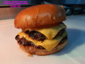 SC Grill Makes the Freshest Juiciest and is The Best Food Truck Burgers Near Me in Brooksville, Spring Hill and Port Richey FL.
