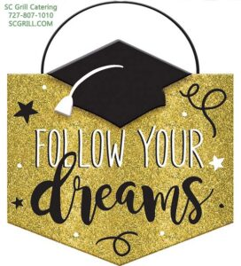 SC Grill Catering Provides The Best Graduation Party Catering Near Me in Spring Hill, Hudson and Brooksville FL.