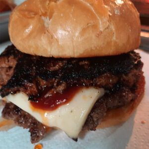 SC Grills Sow Cow Texas Burger