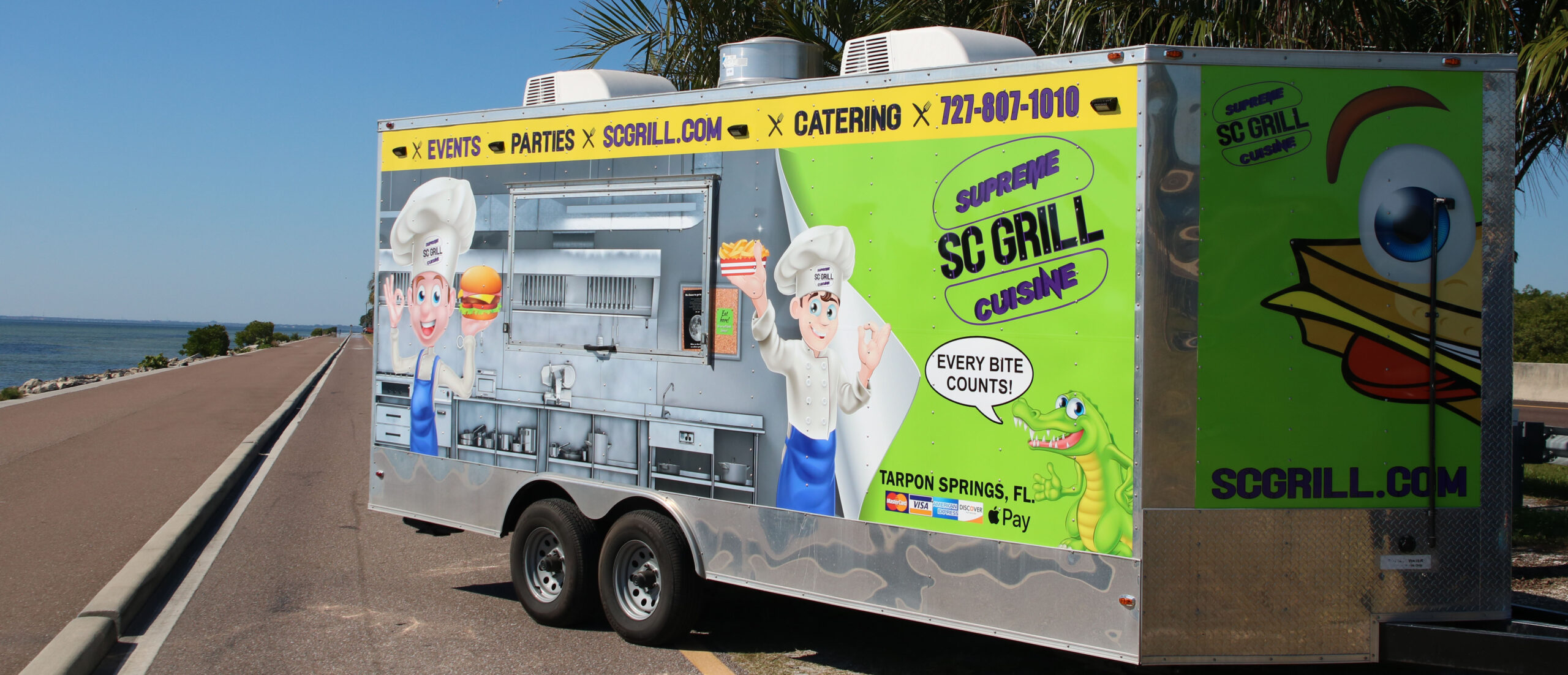 SC Grill Catering And Food Truck in Spring Hill, Hudson and Brooksville FL